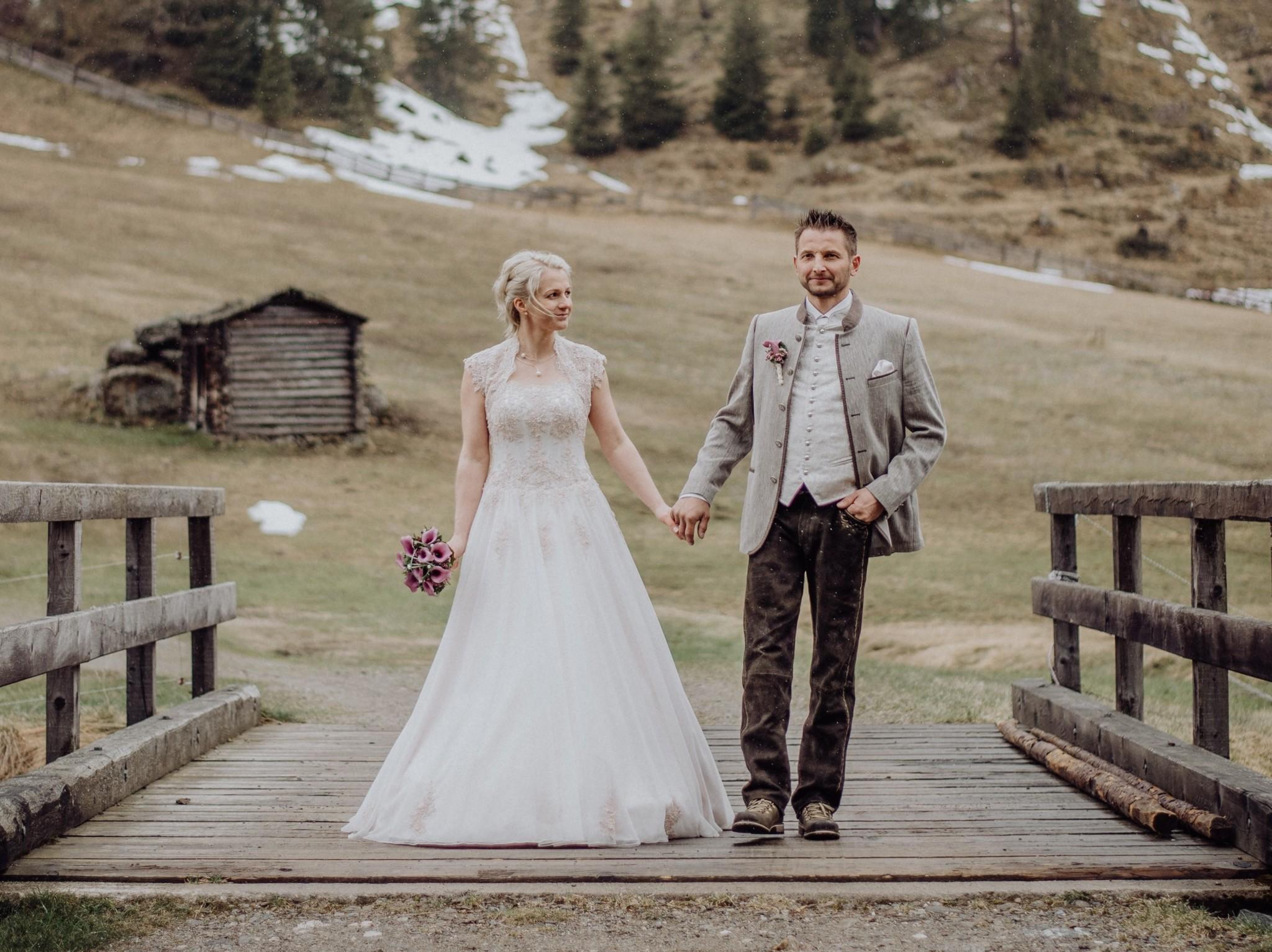 Hochzeit Gemeinde Innervillgraten Osttirol Tirol Austria